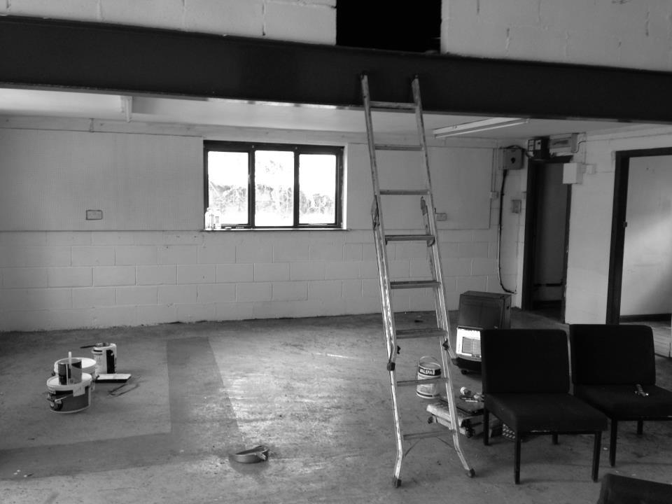 studio day 1