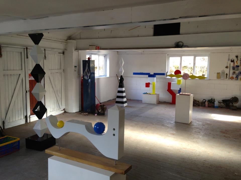 studio stage 1