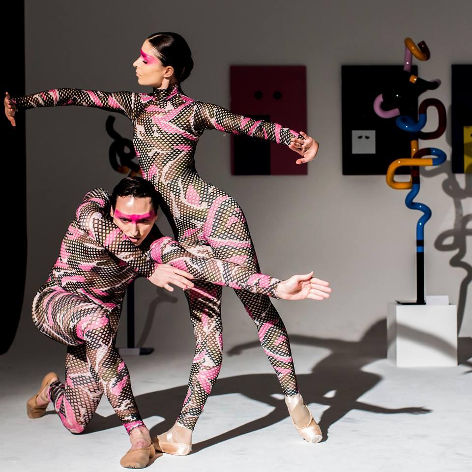 captured dancers