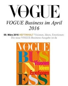Vougue business